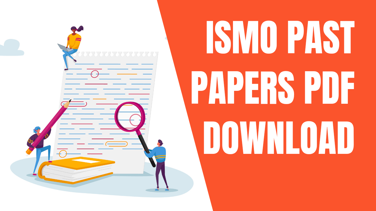 Ismo past papers pdf download image